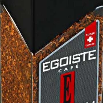 кофе Egoiste Platinum 100 г в кристаллах