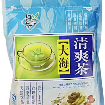 Чай БаБао травяной из паньдахай