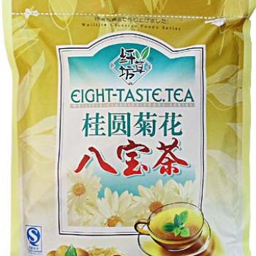 Чай БаБао травяной с корицей