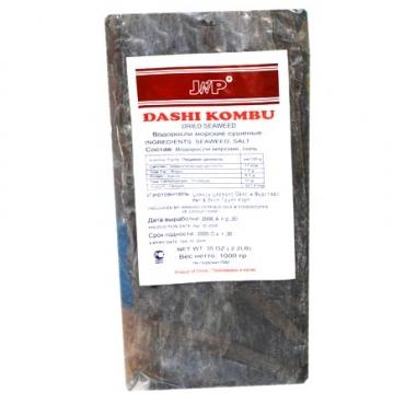 Водоросли сушеные 1 кг КОМБУ, Китай