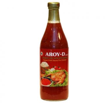 Сладкий чили соус для курицы Aroy-D 920 г