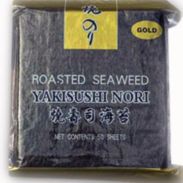 Морские водоросли Суши Нори Professional, Китай 140 г (50 листов)