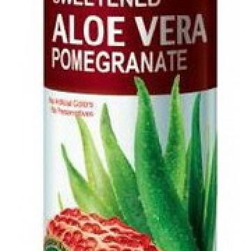 Напиток Алоэ Вера Гранат, Sunberry Корея 240 мл