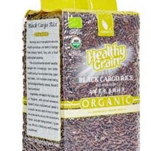 Рис Черный тайский органический 1кг