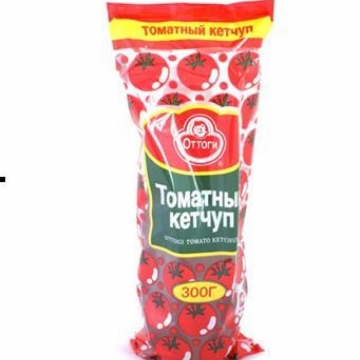 Кетчуп томатный Оттоги 300 г