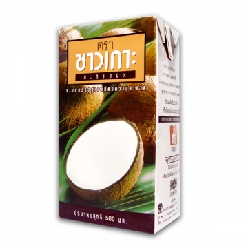 Кокосовое молоко ChaoKoh, Таиланд 500 мл