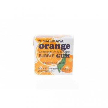 Жевательная резинка со вкусом апельсина (4 шарика) Япония