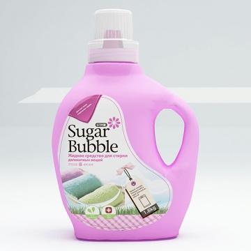 Жидкое средство для стирки деликатных тканей 1.8 мл.