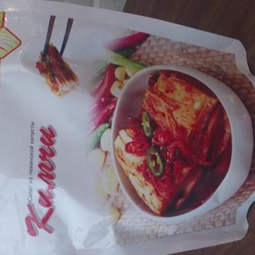 Кимчи - салат из пекинской капусты Koyori (неострый), 300 г