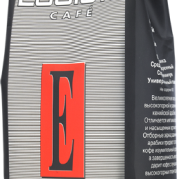 кофе Egoiste Noir 250 г зерно