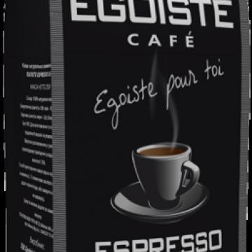 кофе Egoiste Espresso 250 г молотый
