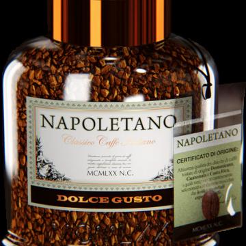 кофе Napoletano Dolce Gusto 100 г