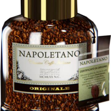 кофе Napoletano Originale 100 г
