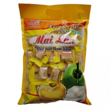 Вьетнамские кокосовые конфеты Май Лан 250 г