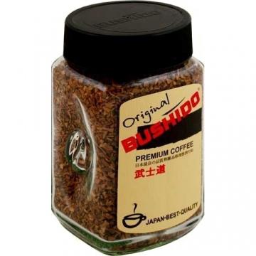кофе Bushido Original 100г. в кристаллах