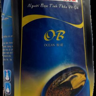 Натуральный жареный кофе в зёрнах Ocean Blue Me Trang (Оушен Блу Ме Чанг), Вьетнам, 500 г