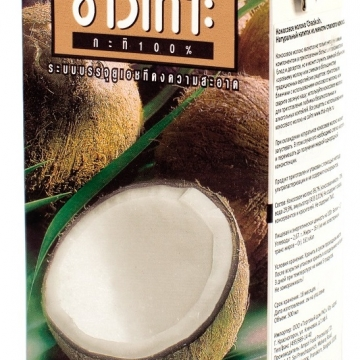 Кокосовое молоко CHAOKOH, 1000 мл.