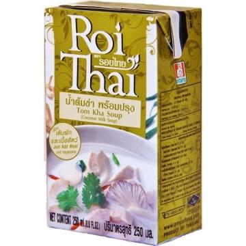 Суп Том Кха Roi Thai (Суп на кокосовом молоке) 250 мл