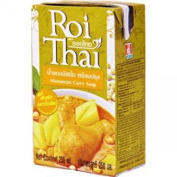Массаман карри суп Roi Thai 250 мл