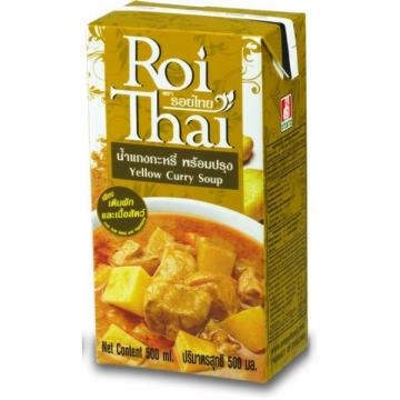 Суп Желтый карри Roi Thai 250 мл