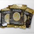Морская капуста для суши (нори) GOLD 50 листов Китай