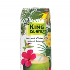 Кокосовая вода натуральная 100% без сахара King Island 250 мл