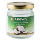 100% кокосовое масло (extra virgin) Aroy-D, Индонезия, 180 ml