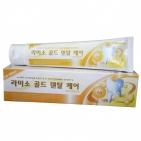 Зубная паста La Miso с частицами золота, Корея, 150 мл