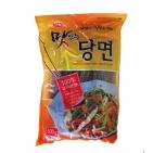 Лапша крахмальная Фунчоза (для чапче), Корея ( 500 гр)