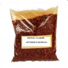 Перец красный неострый крупного помола (0,5 кг)