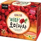 Напиток с лимонником Nokchawon, Корея 200 г (10 гр*20 саше)