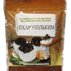 Морская капуста хрустящая (ким) обжаренная с кунжутом Корея 80 г