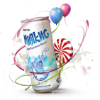 Напиток газированный Милкис, Lotte 250 мл