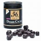 Горький шоколад в кубиках Дрим Какао (Dream Cacao) 56% Lotte 106 г