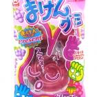 Жевательный мармелад со вкусом Винограда Maken Gummi, Япония 15 гр
