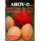 Рамбутан в сиропе AROY-D 565г