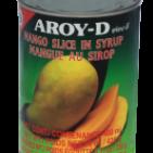 Манго в сиропе AROY-D 425г