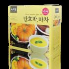 Напиток из сладкой тыквы с семечками (пищезаменитель) Nokchawon, Корея 225 г (17 г*15 шт)