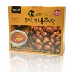 Напиток из китайских фиников/зизифуса с красным женьшенем Nokchawon, Корея 225 г(15 г*15 саше)