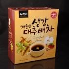Напиток из имбиря, фиников и груши Nokchawon, Корея 225 г(15 г*15 шт)