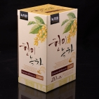Зеленый чай с коричневым рисом Nokchawon, Корея 30г (20пак.*1,5 г)