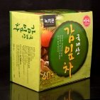 Корейский чай из листьев хурмы Nokchawon, Корея 40г (40пак.*1гр.)