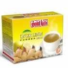 Быстрорастворимый имбирный напиток с лимоном Gold Kili (1 саше 18 г)