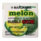 Жевательная резинка со вкусом дыни (4 шарика) Япония