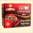 Растворимый кофе MCi 2 в 1 Me Trang (Ме чанг), Вьетнам, 15 пак*16 г