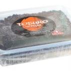 Тобико - икра летучей рыбы (черная) Китай 500 г