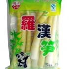 Стебли бамбука тонкие консервированные 700 г, пр-во Китай