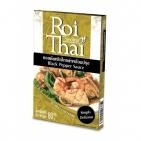 Тайский пикантный соус с чёрным перцем Roi Thai 80 г