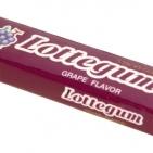 Жевательная резинка Lotte Gum Виноград, Корея, 12,5 г