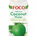 Кокосовая вода без сахара Foco 500 мл